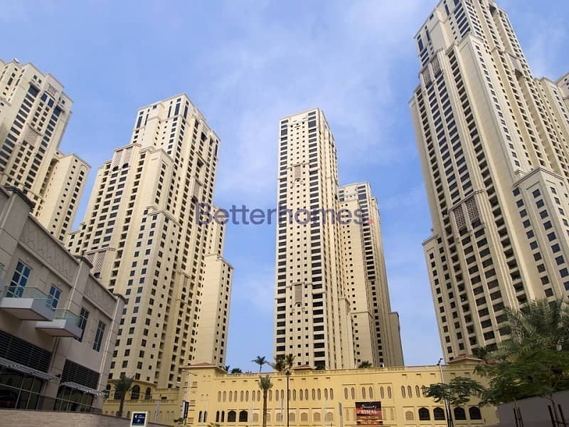 13 Fully Furnished | Marina View | High Floor