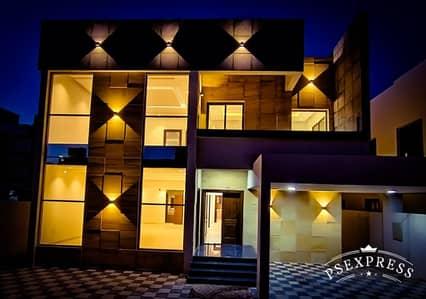 فیلا 4 غرف نوم للبيع في الياسمين، عجمان - فيلا للبيع بسعر لقطه من المالك مباشره مع امكانيه التمويل البنكي