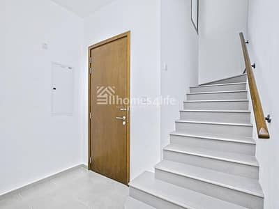 4 Bedroom Townhouse for Rent in Town Square, Dubai - Single Row Type 4 Townhouse Ready to Move in