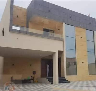 فیلا 5 غرف نوم للبيع في المويهات، عجمان - فيلا فخمة بتصميم عصري ف موقع مميز سعر مثالي
