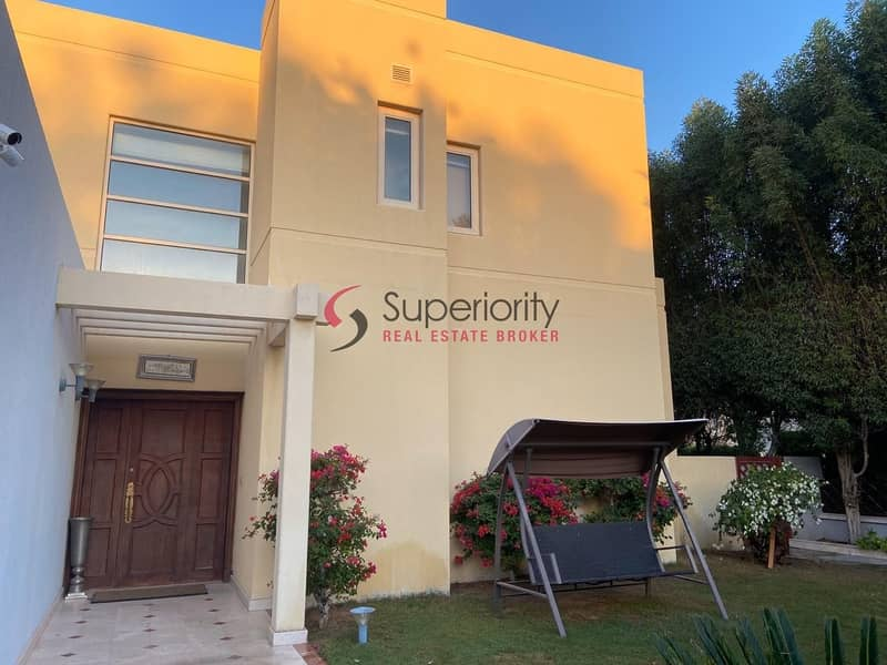 11 Standalone -  Type 4 - 5BR Villa For Sale in Saheel