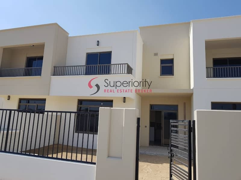 50% DEWA SD OFF + FREE EJARI | Brand New 3BR Villa | Well located and maintained