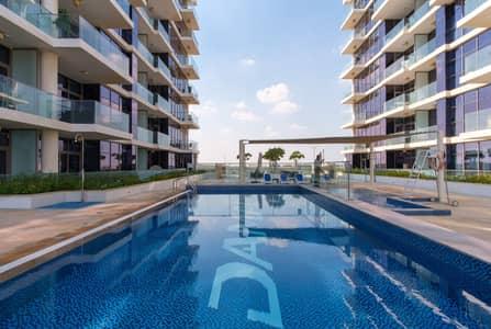 شقة 1 غرفة نوم للايجار في داماك هيلز (أكويا من داماك)، دبي - Pool Facing 1 BR | 13 Months