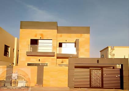 5 Bedroom Villa for Rent in Al Mowaihat, Ajman - New villa electric citizen for rent with air conditioners