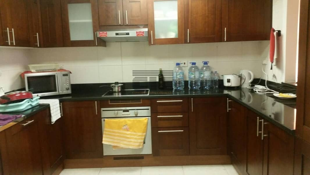 11 GREEN LAKE  3 BR + MAIDS ROOM WITH LAKE VIEW AND SZR VIEW IN JLT  @155000