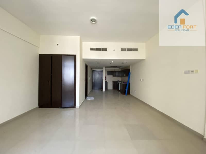 2 AMAZING UNFURNISHED STUDIO IN DUBAI SPORTS CITY