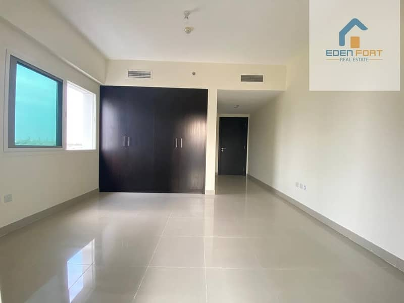 Nice view-1 BHK-Bigger Apartment-Unfurnished