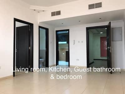 فلیٹ 1 غرفة نوم للايجار في شارع الدفاع، أبوظبي - شقة في شارع الدفاع 1 غرف 47000 درهم - 4560507