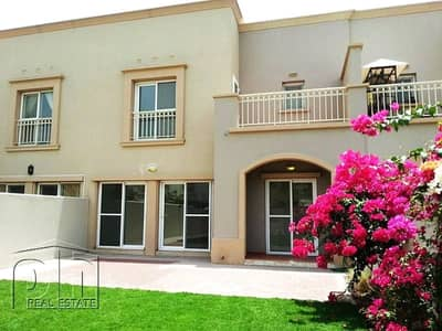 3 Bedroom Villa for Sale in The Springs, Dubai - Back to back - Rented until July - Immaculate