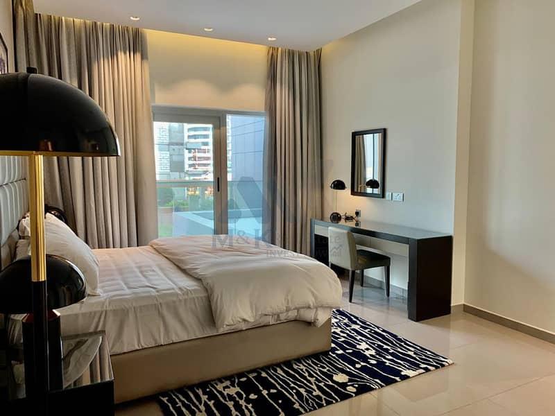 شقة في داماك ميزون ماجستين الخليج التجاري 1 غرف 60000 درهم - 4560656