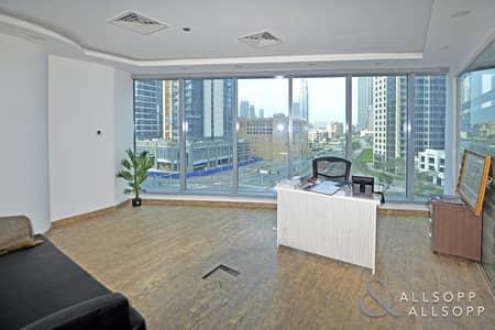 مکتب  للبيع في الخليج التجاري، دبي - Desired Tower | Fitted Offices | Partitions