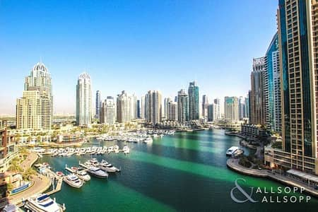 2 Bedroom Flat for Sale in Dubai Marina, Dubai - Marina Views | Mid Floor | Premium Layout