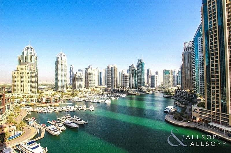 Marina Views | Mid Floor | Premium Layout