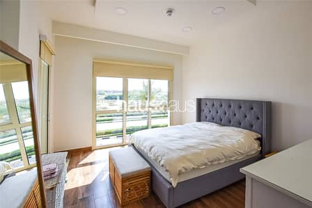 2 Bedroom Townhouse for Sale in Jumeirah Golf Estate, Dubai - 2BR townhouse | Facing JGE ring road | VOT