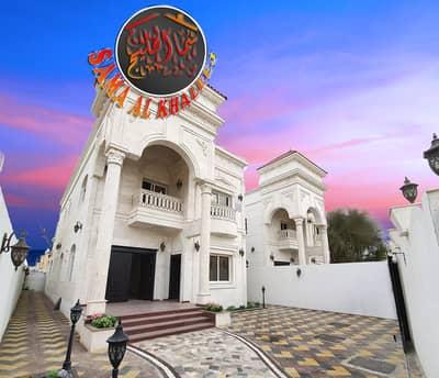فیلا 5 غرف نوم للبيع في المويهات، عجمان - فلل فخمة للبيع بارقى التصاميم و أجود الديكورات