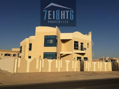 7 Bedroom Villa for Rent in Al Warqaa, Dubai - Outstanding property: 7-8 b/r good quality independent villa + maids room + large garden