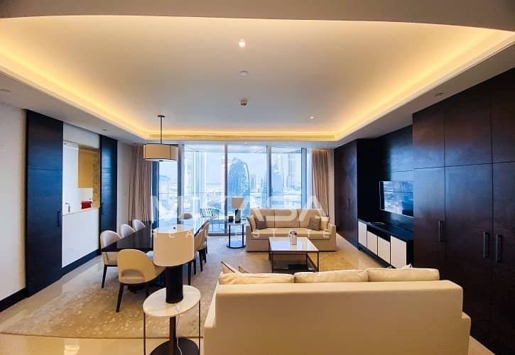 Genuine listing || Furnished || High Floor.
