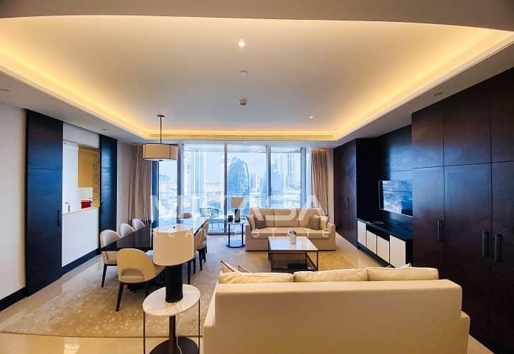 2 Genuine listing || Furnished || Extravagant views.