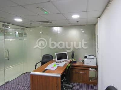 Office for Rent in Al Garhoud, Dubai - OFFICE SPACES with Breathtaking  View in Garhoud