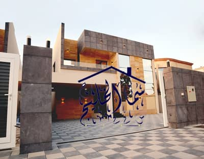 فیلا 5 غرف نوم للبيع في المويهات، عجمان - فيلا حديثة للبيع مباشرة من المالك بالقرب من شارع الشيخ عمار