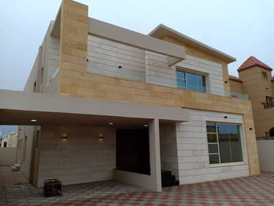 5 Bedroom Villa for Sale in Al Rawda, Ajman - Modern villa for sale directly from the owner with the possibility of bank financing for a period of 300 months