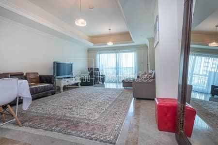 فلیٹ 1 غرفة نوم للايجار في نخلة جميرا، دبي - Home of Your Dream| Fully Furnished| Come and Live