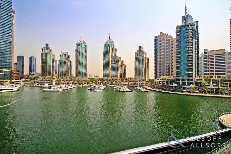 10 Large Private Terrace   Marina View   3Bed
