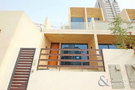 4 Bedroom Townhouse for Rent in Jumeirah Village Circle (JVC), Dubai - Modern | 4 Bedroom | Townhouse | Balcony