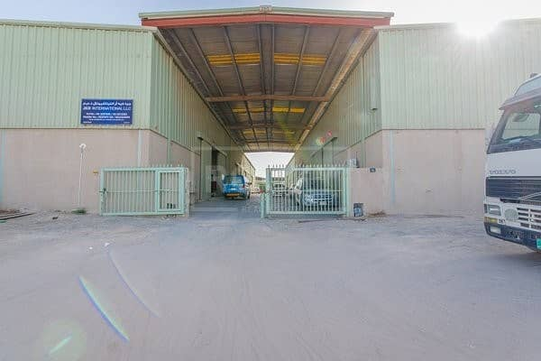 Exclusive | Warehouse | with 2 Fitted Cabins | Umm Ramool