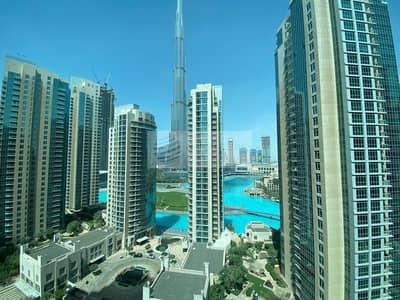 2 Bedroom Flat for Rent in Downtown Dubai, Dubai - Burj Khalifa View | 2BR