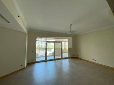 شقة 2 غرفة نوم للايجار في نخلة جميرا، دبي - 2 Bed + Maid with Beach Access| AL DABAS