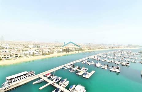 فلیٹ 3 غرف نوم للبيع في نخلة جميرا، دبي - High Floor Type A | Vacant Now | View Today