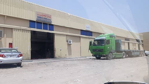 Warehouse for Rent in Industrial Area, Sharjah - 1