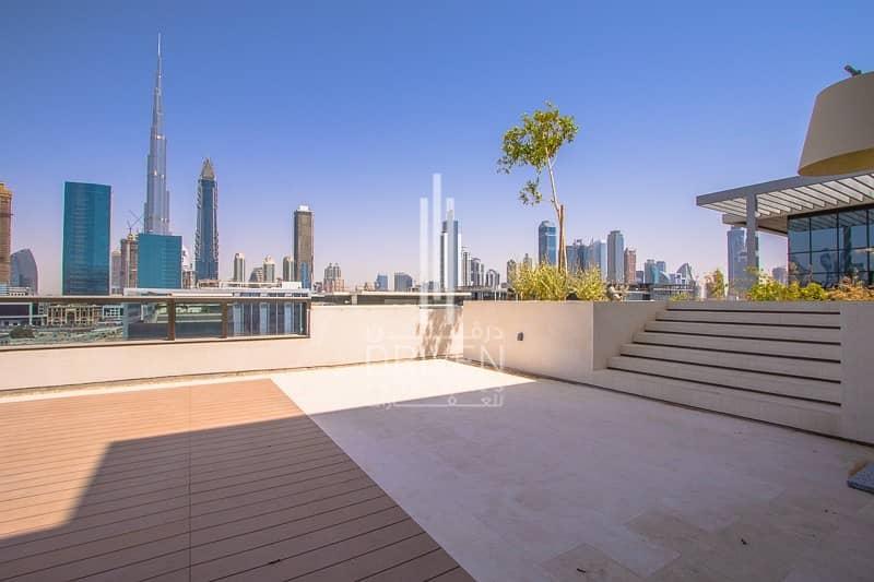 Stunning 4Bedroom Penthouse in City Walk