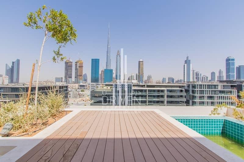 2 Stunning 4Bedroom Penthouse in City Walk