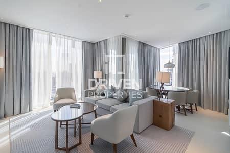 شقة 2 غرفة نوم للايجار في وسط مدينة دبي، دبي - All Inclusive in Luxurious Furnished Unit