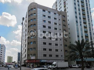 1 Bedroom Flat for Rent in Al Nuaimiya, Ajman - Very clean and spacious 1 Bedroom apartment with partition in Abu Jumaiza Buiding, Al Nuaimiya 2, Ajman