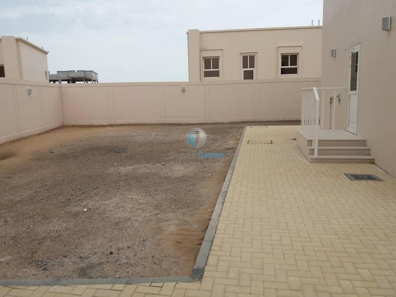 14 4-Bed villa with kitchen appliance for rent Barashi Sharjah