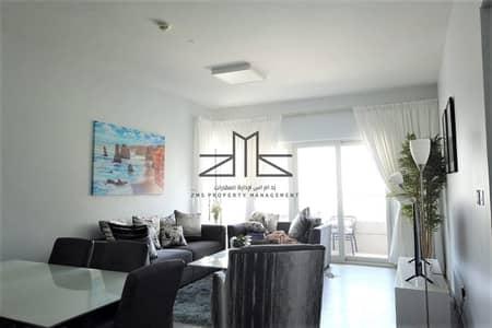 2 Bedroom Flat for Rent in Al Reem Island, Abu Dhabi - living