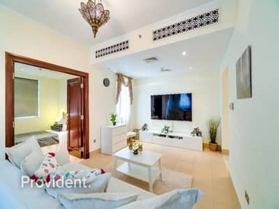 2 Bedroom Apartment for Rent in Old Town, Dubai - Tastefully Furnished 2 BR + Study | 12 Cheques