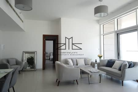 2 Bedroom Apartment for Rent in Al Reem Island, Abu Dhabi - living