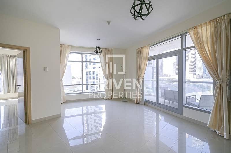2 Elegant 1 Bedroom Apartment | Marina View