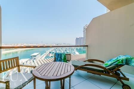 Full Sea View | Unfurnished | High Floor