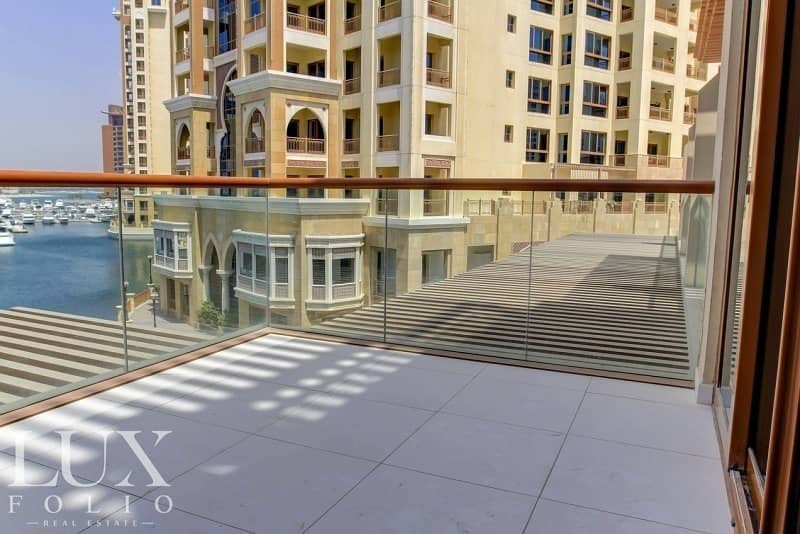 2 Full Sea View | Unfurnished | High Floor