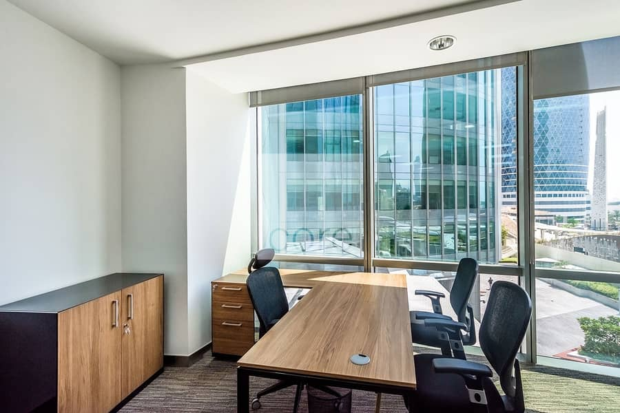2 Low Floor | Fitted and Furnished Office