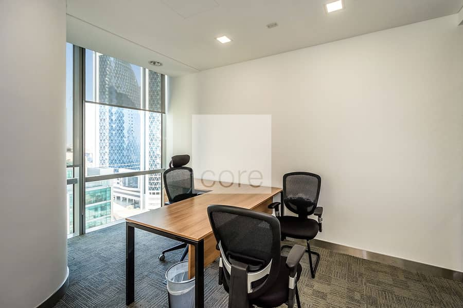 2 Plug and Play Office | Prime Location