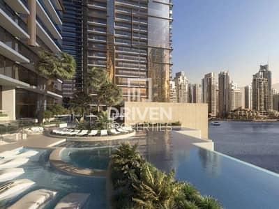 3 Bedroom Flat for Sale in Dubai Marina, Dubai - Service Apt | 3 Years Post-Handover Plan