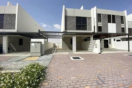 تاون هاوس 3 غرف نوم للايجار في أكويا أكسجين، دبي - Brand New | 3 Bedroom Plus Maid | Modern
