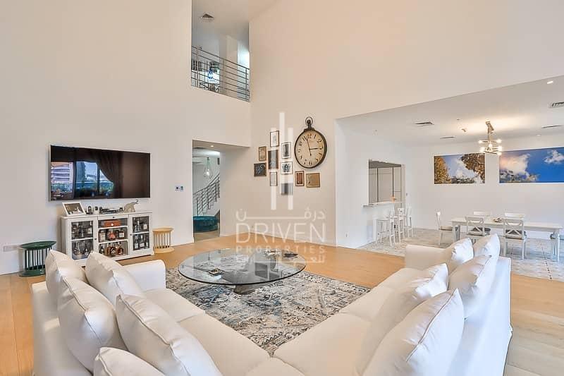 Upgraded 4 Bedroom Villa in Dubai Marina