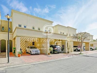 2 Bedroom Villa for Rent in The Springs, Dubai - Upgraded Villa | Type 4M | Landscaped garden